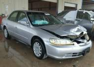 2002 HONDA ACCORD LX #1075206496