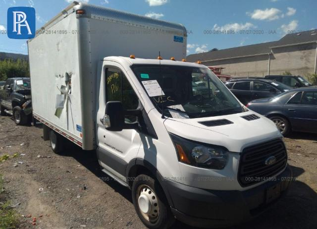 2015 FORD TRANSIT CHASSIS CAB #1614420386
