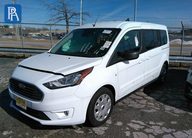 2020 FORD TRANSIT CONNECT WAGON XLT #1652001946