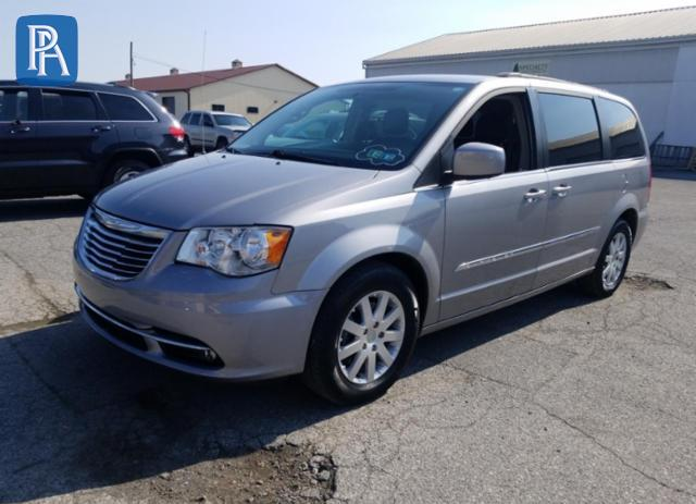 2016 CHRYSLER TOWN & COUNTRY TOURING #1681052996