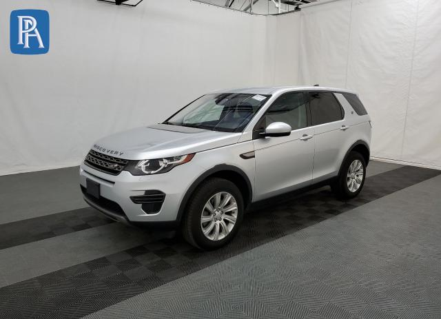 2017 LAND ROVER DISCOVERY SPORT SE #1684092366