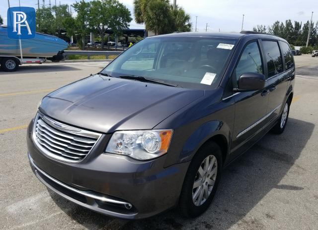 2015 CHRYSLER TOWN & COUNTRY TOURING #1684104686