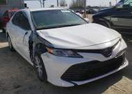 2018 TOYOTA CAMRY LE #1684797389
