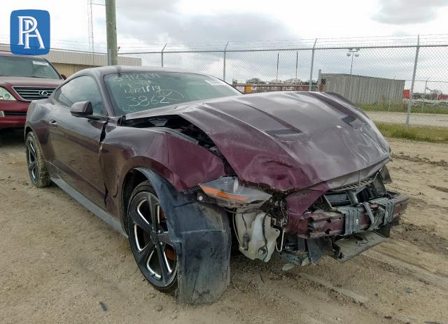 2018 FORD MUSTANG #1693997953
