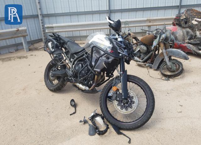 2016 TRIUMPH MOTORCYCLE TIGER 800X #1694570229