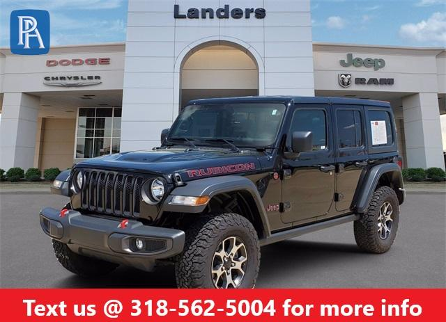 2020 JEEP WRANGLER UNLIMITED #1694817729