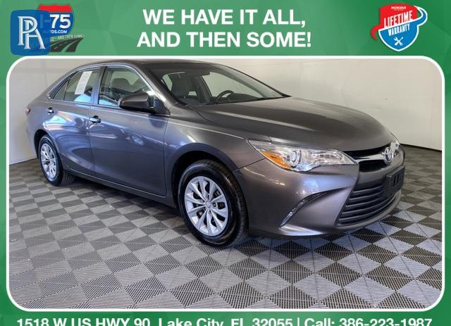2017 TOYOTA CAMRY LE #1694854146