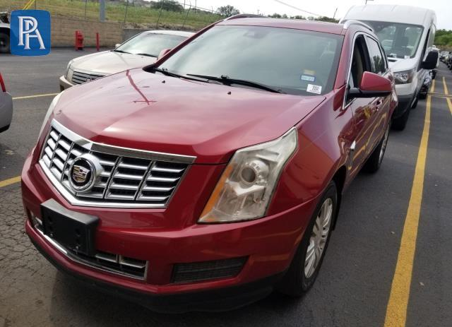 2015 CADILLAC SRX LUXURY COLLECTION #1694862956