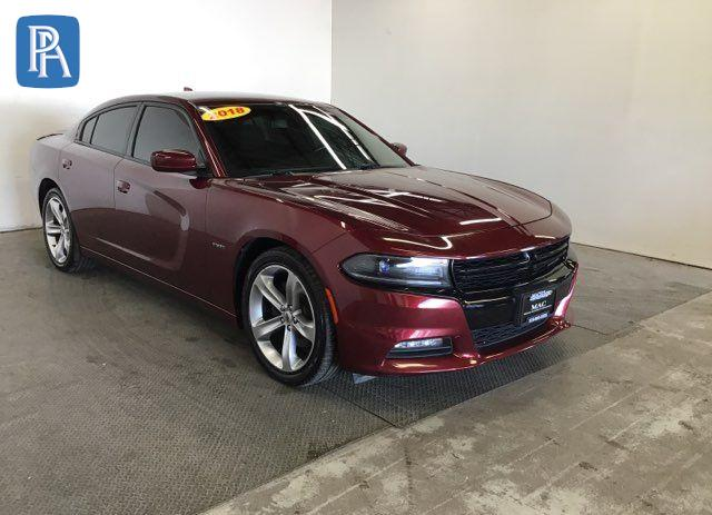 2018 DODGE CHARGER R/T #1695245226