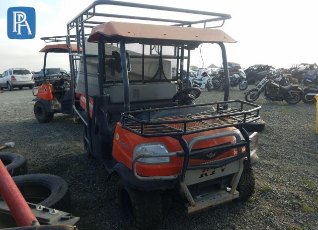2010 KUBO RVT900 #1702543316