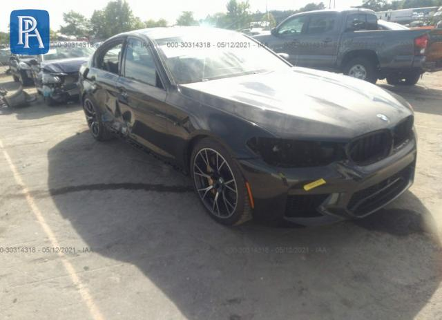 2019 BMW M5 COMPETITION #1709876466