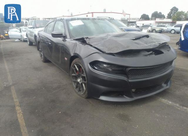 2017 DODGE CHARGER R/T SCAT PACK #1714141606