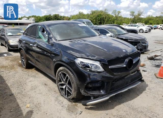 2017 MERCEDES-BENZ GLE COUPE #1733091003