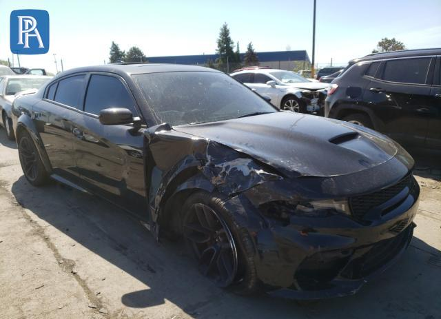 2020 DODGE CHARGER SC #1734615176