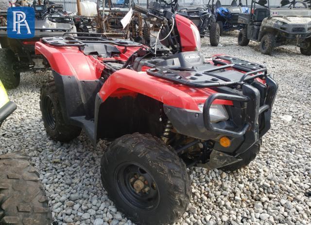 2021 HONDA TRX520 FA #1783283066
